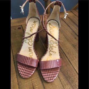 SAM EDELMAN Daniella High-heel Sandals  8.5